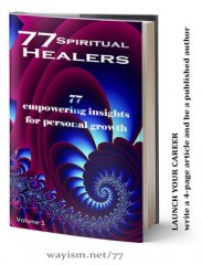 Wisdom of 77 spirit healing therapists book series